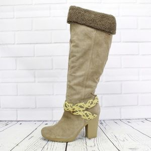 Nine West Vintage America Collection High Boots 9